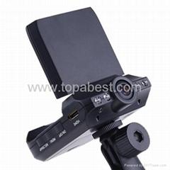 "720P HD CAR DASH VIDEO CAMERA RECORDER DVR 64GB 2.5"" TA04"