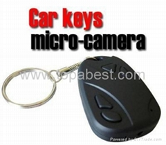 808 SPY DVR MICRO-CAMERA HIDDEN CAR REMOTE SPY CAR KEYS CAMERA(Lowest price)
