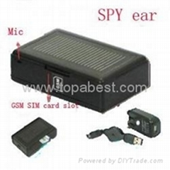 spy R600 WIRELESS GSM SIM PHONE DEVICE SURVEILLANCE EAR BUG AUDIO/VOICE MONITOR