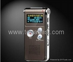 New 4GB 650Hr Digital Voice Recorder Dictaphone MP3 Player