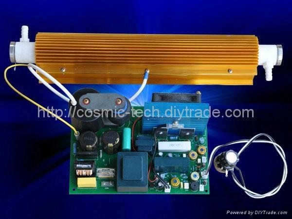 25G/H Adjustable Ozone Generator Ceramic Ozonator Tube