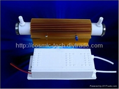 10G/hr Quartz Tube Ozone Generator Air Purifier