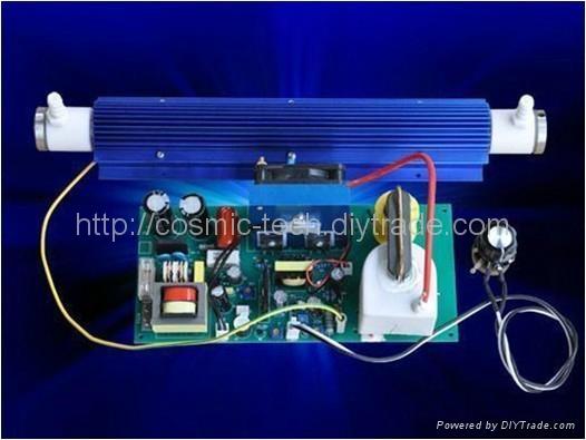 15G Quartz Tube Ozone Generator for Water Treatment