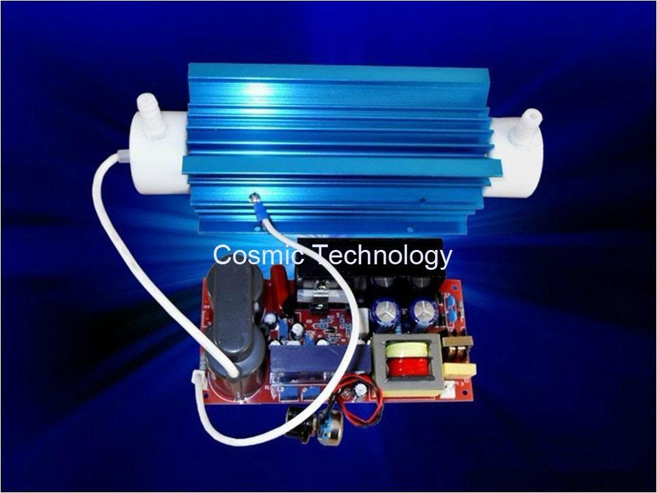 3G 5G 8G Ozone Generator Quart Tube for Air Water Purifier