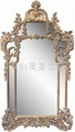 高檔酒店藝朮裝飾鏡