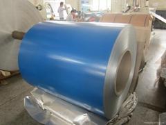 color coating aluminum coil