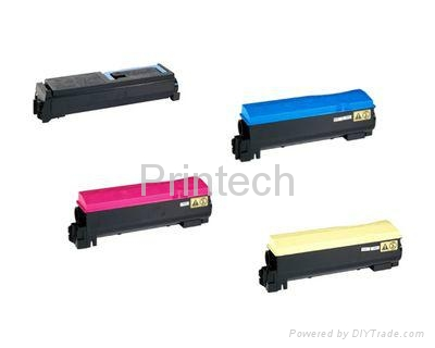 Kyocera FSC5100 Compatible Toner Cartridge TK540 TK542 TK544 1