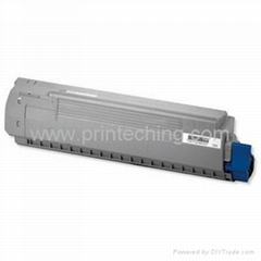 OKI C810/830 Compatible Black Cyan Yellow Magenta Toner Cartridge