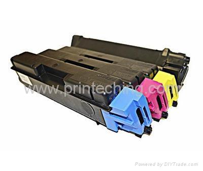 Kyocera  FSC5150 Compatible Toner Cartridge TK580 TK582 TK584 1