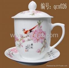 北京景德镇茶杯