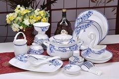 骨質瓷餐具