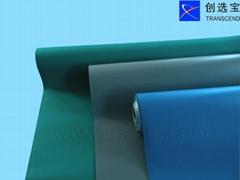 专业定制生产5mm防静电橡胶垫