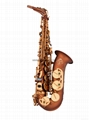 Professional Matte Coffee Alto Saxophone