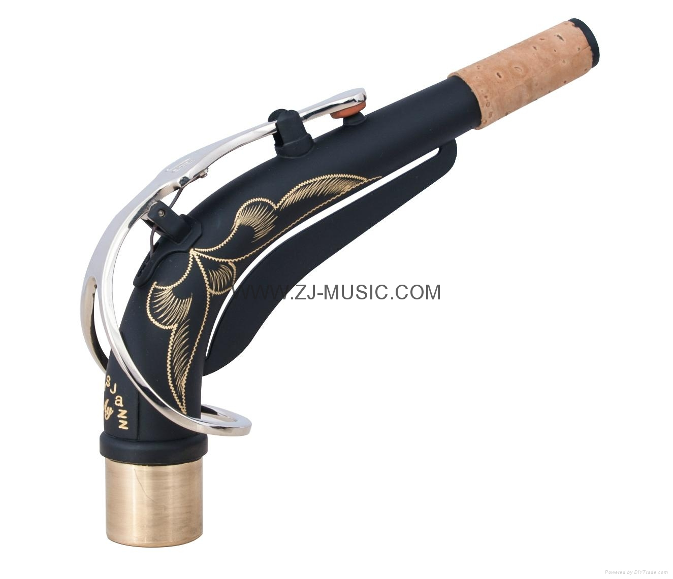 NEW Professional Eb Saxophone Matte Black Sax High F# Abalone Shell Key 2