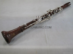 Bb Clarinet-Rose Wood Wooden-