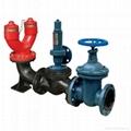 SQS100地上式水泵接合器 2