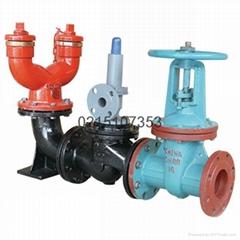 SQX100-1.6地下式水泵接合器