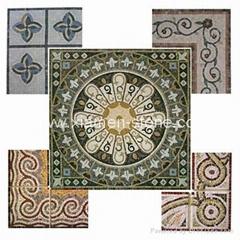 Mosaic & Medallion