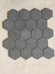 Bluestone mosaic