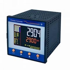双MODBUS通讯以太网PID温度过程控制仪表