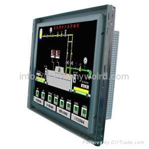 Display Replacement For Ferromatik Injection Machine Milacron/ Elektra/ K-Tec  2
