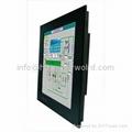 BE-412B BE-412 Heidenhain Display Monitor BE412B BE412 CRT To LCD Upgrade  2