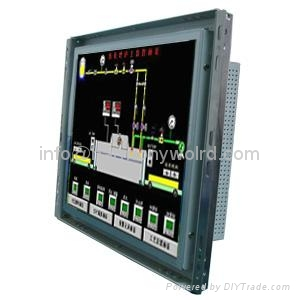 BE-212 BE-212B BE-212F Heidenhain Display Monitor BE212 BE212B BE212F CRT To LCD 2