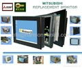 Monitor Display For Mitsubishi H-400