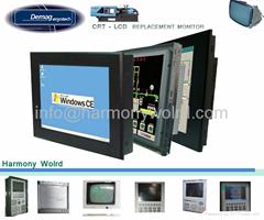 Monitor Display For Demag Ergotech NC II NC III NC3 NC4 Injection Moulding