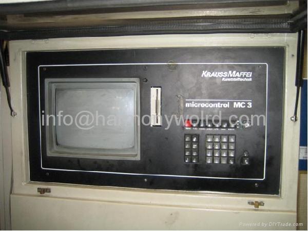 LCD DISPLAY & Parts For Krauss Maffei Injection Machines MC/MC2/MC3/3F/MC4/MC5 2