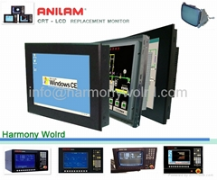 TFT Monitor For Anilam 1200 1200T CNC Control Universal Chevalier Lathe