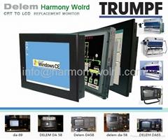 "12.1"" TFT Monitor For Trumpf TrumaBend V50 V85 X Trumabend V170 V230X DELEM CNC"