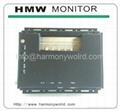 Monitor Display For Liebherr CNC Gear Machine Liebherr 41HC001 Liebherr  3