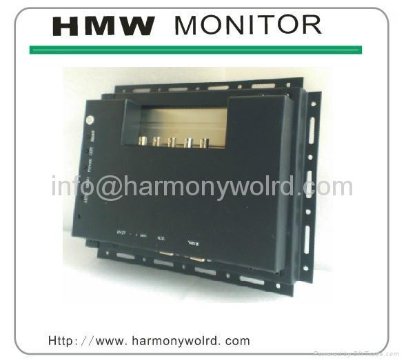 Monitor Display For Liebherr CNC Gear Machine Liebherr 41HC001 Liebherr  4