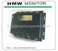 Monitor Display For Liebherr CNC Gear Machine Liebherr 41HC001 Liebherr
