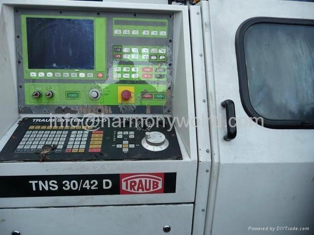 Replacement Monitor For Traub CNC Lathe TRAUB TX8 TND 400 TNM 42 3