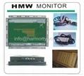 "Replacement Monitor POLATECH 022 331 12"" MONO MONITOR BNC INPUT"