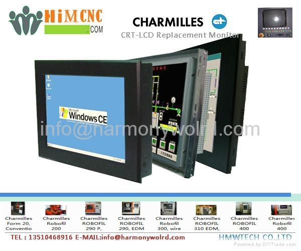 TFT Replacement monitor for Charmilles Roboform/ Robofil edm machine 1