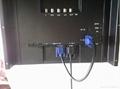 """TX-1450 TX1450 TX1450A TX1450AB TX1450AE 14"""" Matsushita Monitor CRT-LCD Upgrade"""