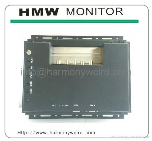 TFT Monitor for HITACHI SEIKI Cnc lathe HICELL Yasnac Seicos Fanuc CNC 6