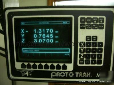 TFT Monitor for ProtoTRAK M2 and M3 CNC Proto TRAK Edge CNC ProtoTRAK MX2/3 CNC 2