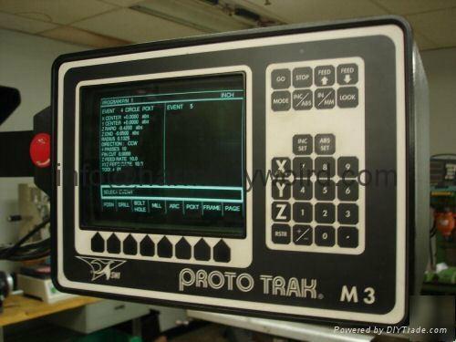 TFT Monitor for ProtoTRAK M2 and M3 CNC Proto TRAK Edge CNC ProtoTRAK MX2/3 CNC 6