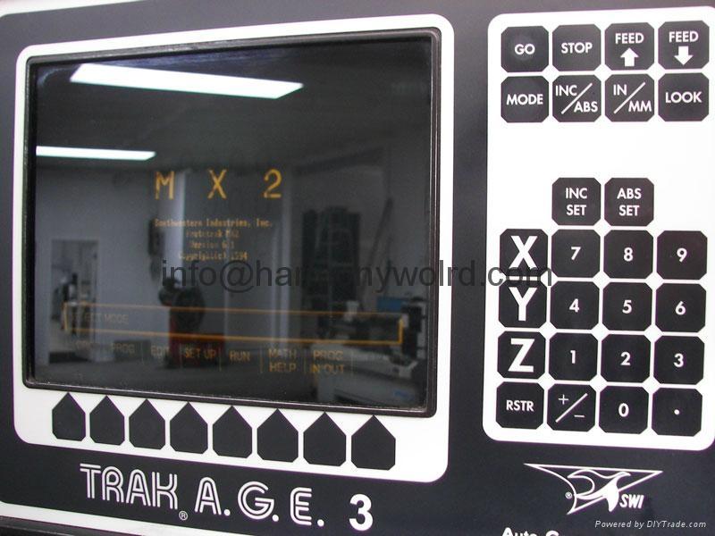 TFT Monitor for ProtoTRAK M2 and M3 CNC Proto TRAK Edge CNC ProtoTRAK MX2/3 CNC 9
