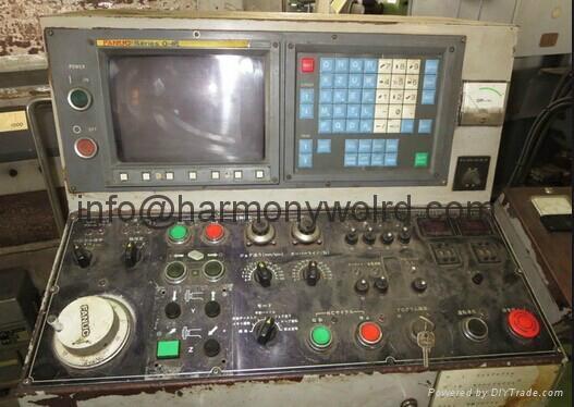 TFT Monitor for HITACHI SEIKI Cnc lathe HICELL Yasnac Seicos Fanuc CNC 15