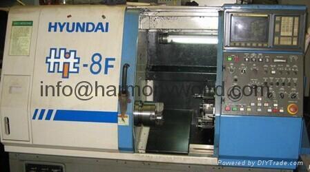 TFT Monitor for HYUNDAI CNC lathes & mill w/ Hitrol sinumerik Fanuc Control 9