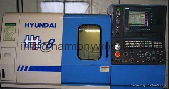 TFT Monitor for HYUNDAI CNC lathes & mill w/ Hitrol sinumerik Fanuc Control 11