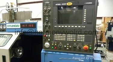 TFT Monitor for HYUNDAI CNC lathes & mill w/ Hitrol sinumerik Fanuc Control 10