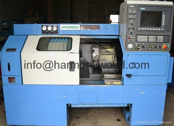 TFT Monitor for HYUNDAI CNC lathes & mill w/ Hitrol sinumerik Fanuc Control 13
