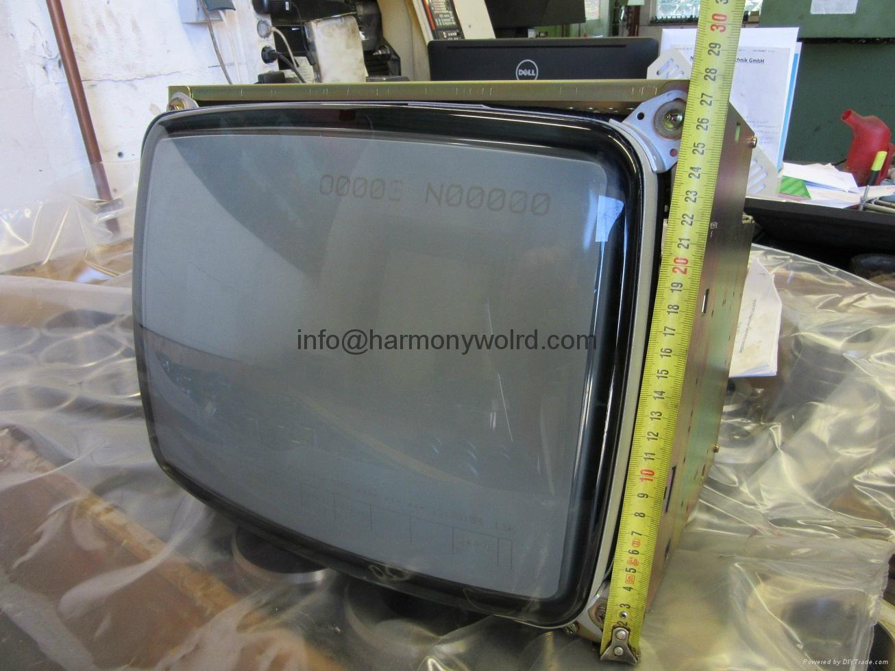 Replacement Monitor For MATSUSHITA CRT MONOCHROME & COLOR MONITOR  LCD upgrade 6
