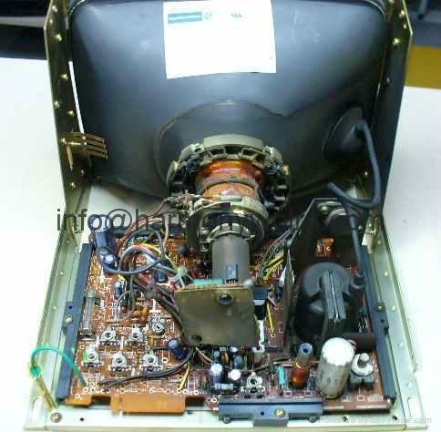 Replacement Monitor For MATSUSHITA CRT MONOCHROME & COLOR MONITOR  LCD upgrade 10